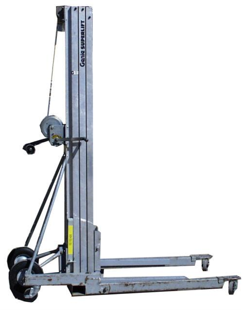 LIFT MATERIAL HAND CRANK 18 FOOT Rentals Evansville IN, Where to
