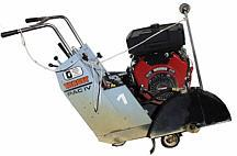 Where to find CONCRETE SAW 18 HP, SELF PROPELLED in Evansville