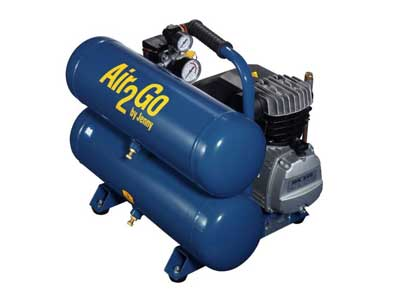 Rent Air Compressor, Portable