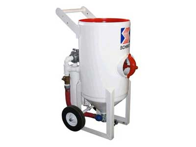 Rent Sandblast Equipment